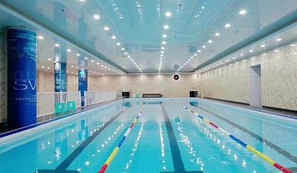 互动吧-普定鑫时力游泳健身房创始人气会员火爆招募中