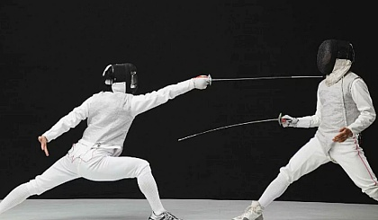 互动吧-张亮亮国际击剑俱乐部  击剑暑期特色体验课