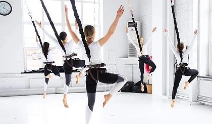 互动吧-室内蹦极运动教练培训班