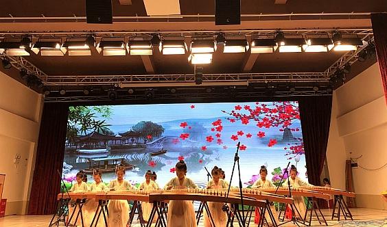 金羽古筝2019暑期儿童古筝零基础入门班开课啦!十五天圆你艺术梦!