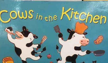 互动吧-7月14日周天外教課《Cows in the Kitchen 》