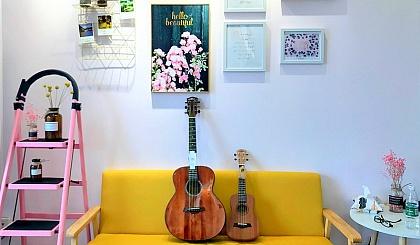 互动吧-680元包学会吉他/尤克里里,报名送琴!