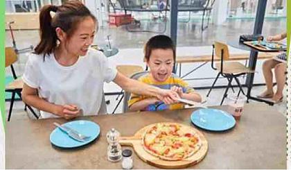 互动吧-初饭遛娃新选择披萨🍕DIY活动