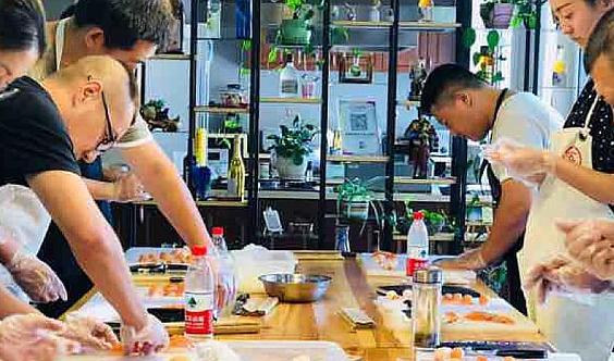 寿司专业班培训