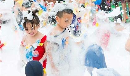 互动吧-酷玩泡泡趴——活塞幼儿园周末快乐体验活动