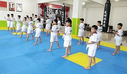 互动吧-践行全民健身指导思想光明跆拳道教育秋季班招生开始啦