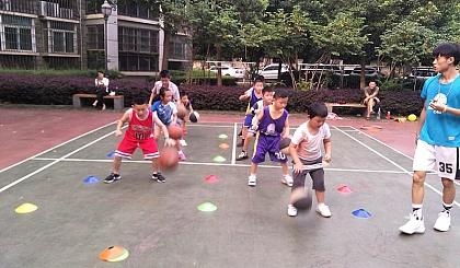 互动吧-9.9元=2节少儿篮球(活动每名小孩仅限一次,不可重复)