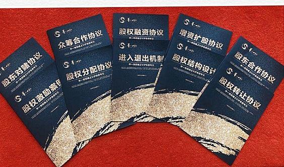 3980套企业激励实操手册(股权资料免费赠送)