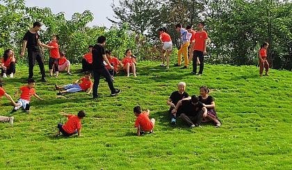 互动吧-四川省什邡市师古镇幸福里周末亲子爱与感恩露营活动