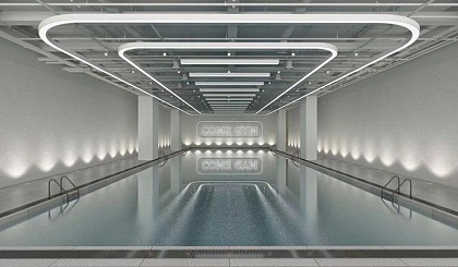 互动吧-四季耀莱游泳健身创始会员最后一天,一百抵1000