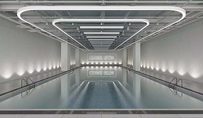 互动吧-半国标室内四季恒温泳池
