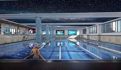 互动吧-(我已报名)新华958文化创意园型者游泳健身50抵800创始会员招募活动