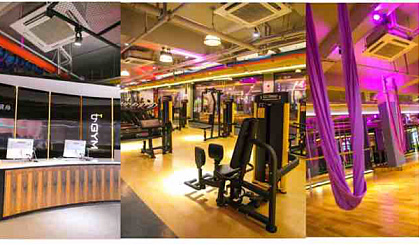 互动吧-9H健身VIP卡免费发放(30张)