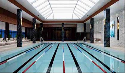 互动吧-无同游泳健身入驻王府井广场,创世会员报名通道