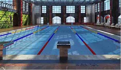 互动吧-王府井无同游泳健身预存50抵首年免费