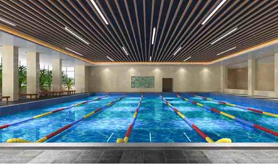 文慧园附近新开游泳健身,因名额有限,现在报名可享受前288名5折优惠