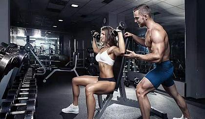 互动吧-LiKing fit 24小时只能健身新店预售预交100抵1000