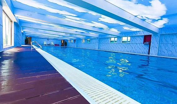 钛度健身一店儿童寒假游泳班前88名火热报名中