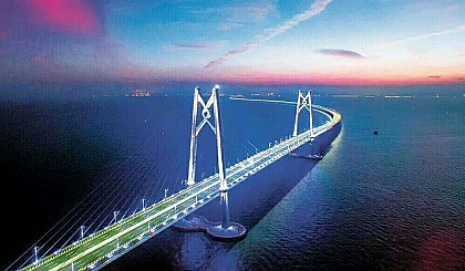 互动吧-11.24船游世界最长的跨海大桥,圆明新园赏奇观