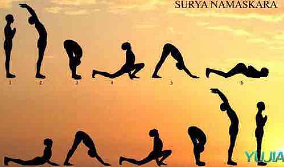 纳古瑜伽2020迎新春·108遍拜日式