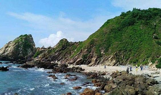 12.7徒步最美海岸线东西冲,穿越踏浪行摄美景!