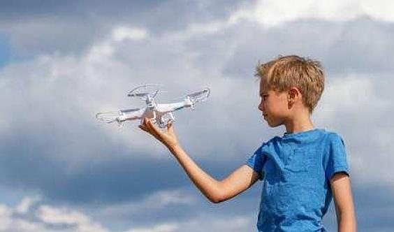 感恩活动-- 带孩子们实现飞翔的梦想
