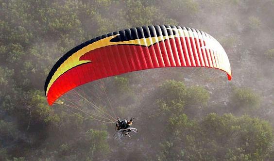 长沙/燕塘航空滑翔基地/极限挑战/会员仅需580元抢门市价780元动力伞/三角翼套餐