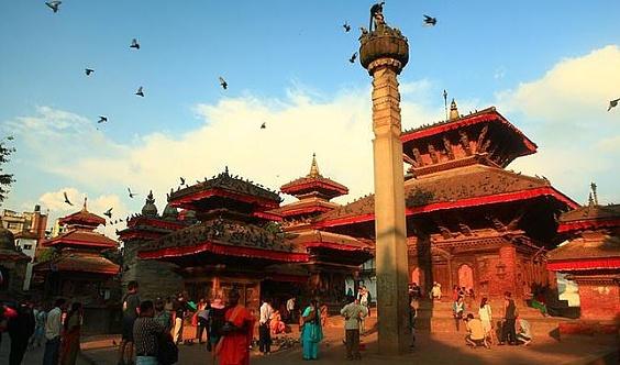2020.3.8尼泊尔洒红节8天自由行