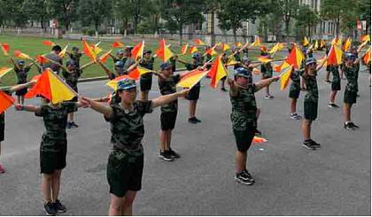 互动吧-上海战狼军事夏令营2020扬帆再起航