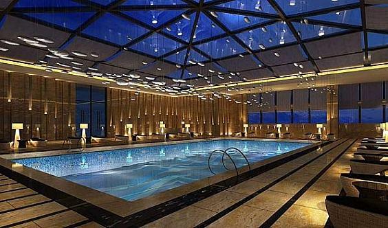 好消息!温岭耀达国际酒店适界游泳健身旗舰店创始人气会员全城招募中