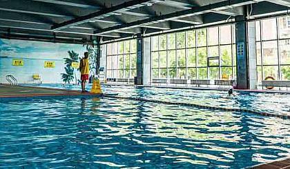 互动吧-新动力游泳健身泳班百人团购