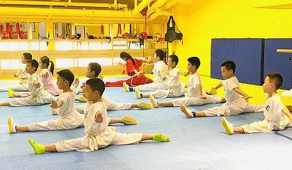 互动吧-「学武术只需99元」三节课让您的孩子从此爱上运动!散打、摔跤、空翻