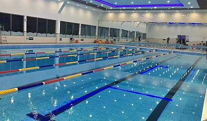 互动吧-嘉琳广场新开4200平游泳健身前299名预存100首年免费