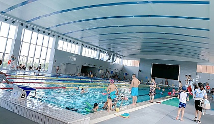 互动吧-金阊体育馆体格健身2021年暑期班预售开始啦