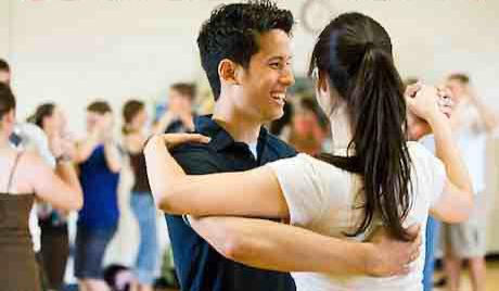 外教授课-白领社交舞免费公益课(8 小时 )Free Social Dance Classes