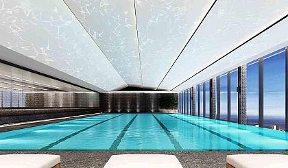 互动吧-大浪商业中心唤醒游泳健身创始会员贵宾券限额领取