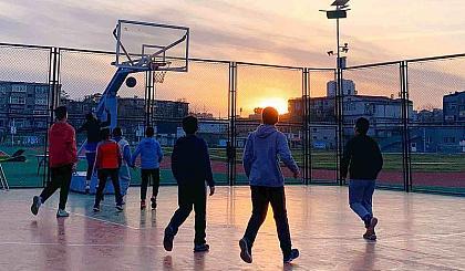 互动吧-篮火青少年篮球俱乐部试训课可以参加啦