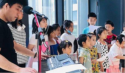 互动吧-考拉亲子公益合唱团(7月4日上午11:00-12:00)报名啦!