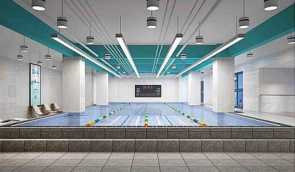 互动吧-迪斯威尔游泳健身(海滨城店)