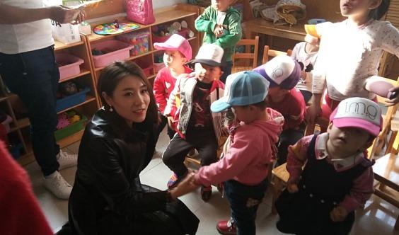 聆天使计划·爱在圣诞节关爱听障儿童公益活动