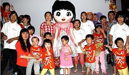 互动吧-周末红五角行动北京365晨光宝贝之家爱心公益活动