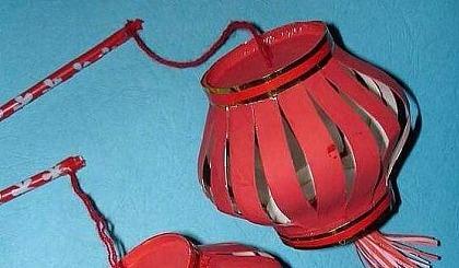 互动吧-承德新雨幼儿园周末亲子体验课 | 报名篇——纸杯灯笼