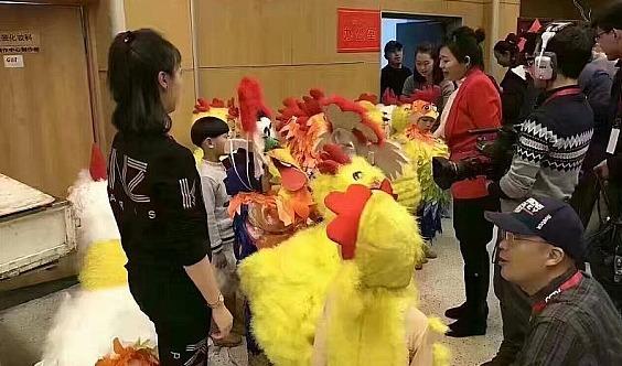 城阳话剧艺术班少儿幼儿播音主持9朗诵形体礼仪(兴趣艺术课专业化