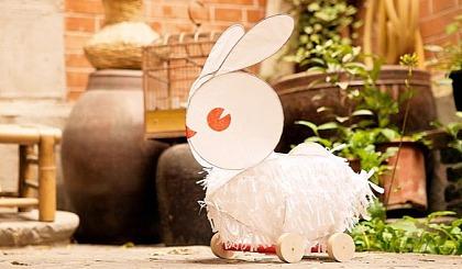 互动吧-K12闹元宵!传统兔子灯DIY、蛋糕**乐不停!