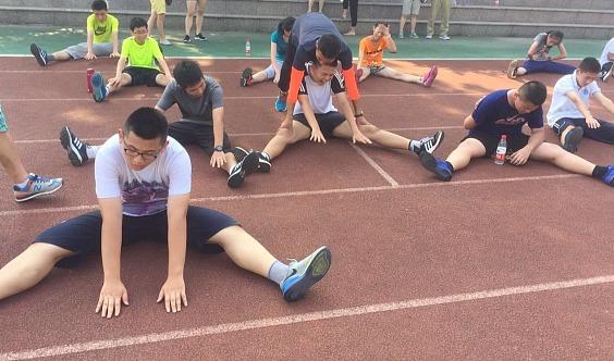 中考体育满分班 给你30分 项目免费评测 青少年运动健身