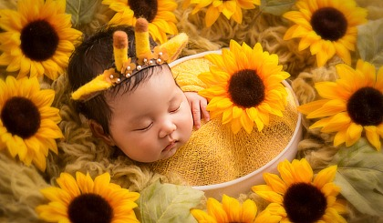互动吧-詹叔叔儿童摄影&贝贝康携手雅培《关爱妈妈服务到家》新生儿免费拍摄报名