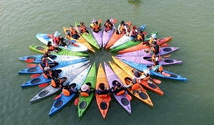 互动吧-【皮划艇体验】最酷爽、最清凉、最霸屏的户外水上运动