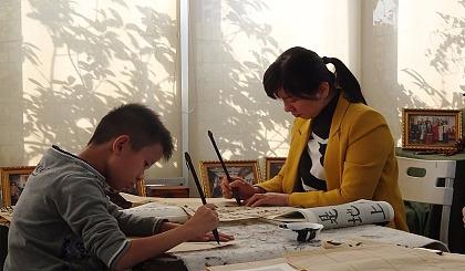 互动吧-2019广州听心阁文化周末亲子传统文化学习班(全日制琴棋书画)