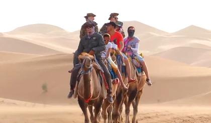 互动吧-宁夏-内蒙古 | 跨越沙漠大型户外亲子游学之旅