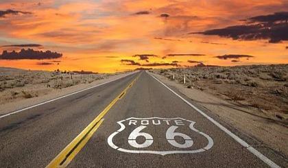 互动吧-美西自驾 66号公路——孤寂的寻梦之旅
